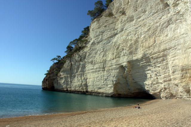 Spiaggia Gargano Vignanotica